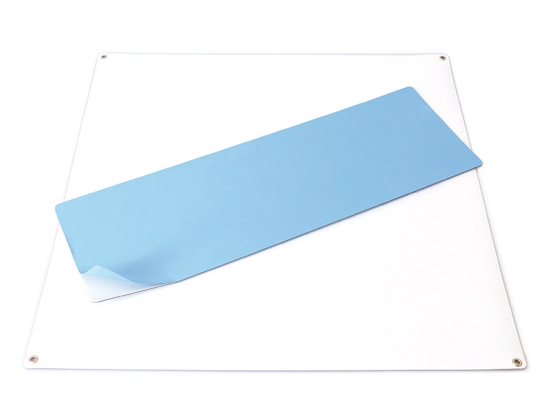 FerroPad® Haftfläche für Magnete