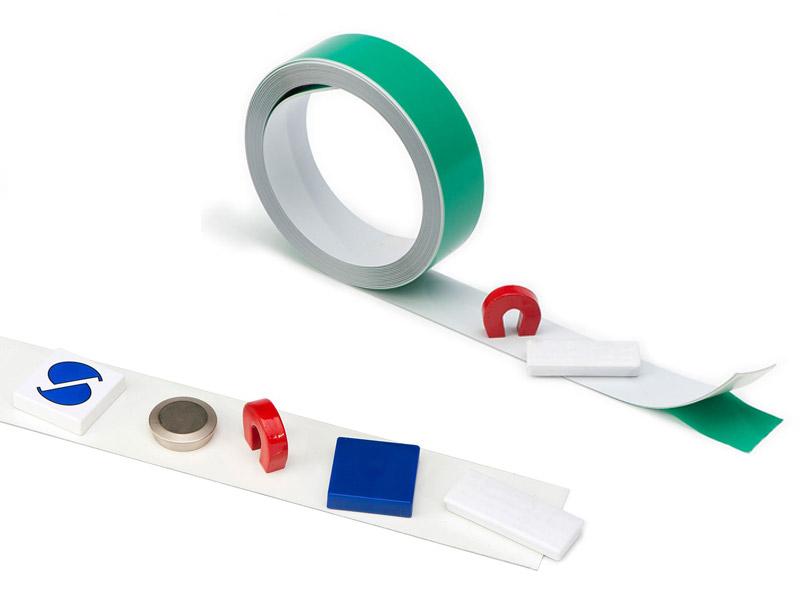 Magnethaftband & -leiste